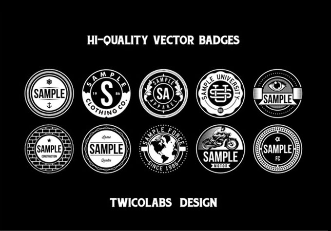 20-Round-Badges3 Best sellers Fonts And Graphics