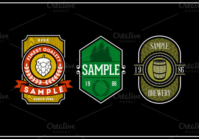 6-Beer-Label2 Best sellers Fonts And Graphics