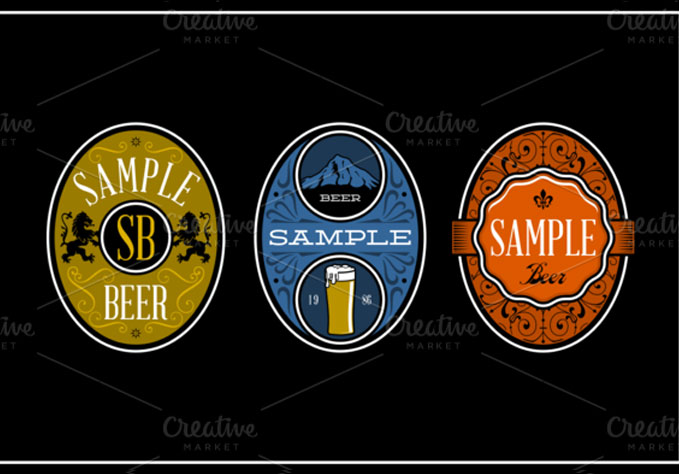 6-Beer-Label3 Best sellers Fonts And Graphics