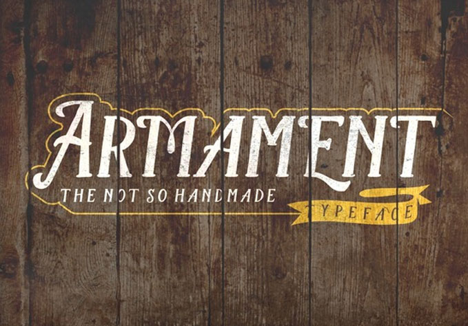 Armament1 Best sellers Fonts And Graphics