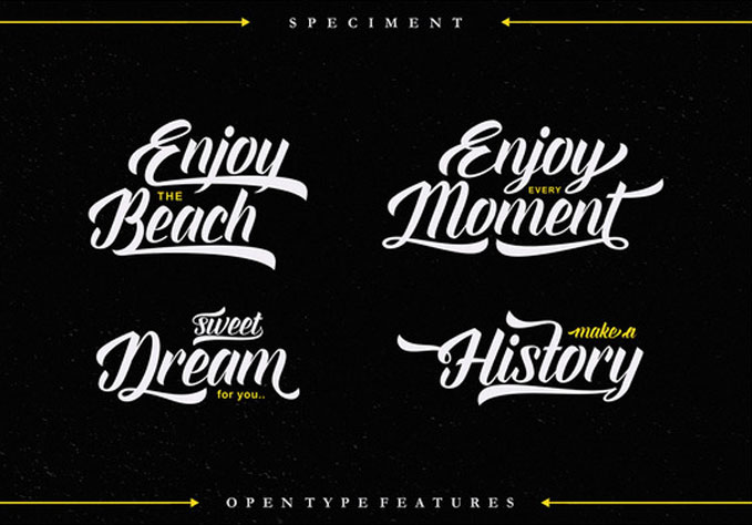 Everglow-Script4 Best sellers Fonts And Graphics