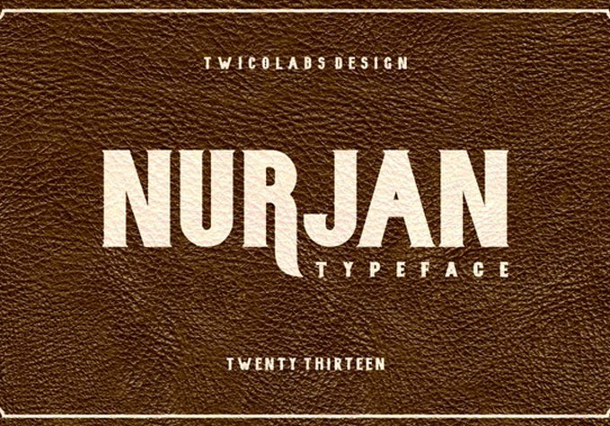 Nurjan-Full1 Best sellers Fonts And Graphics