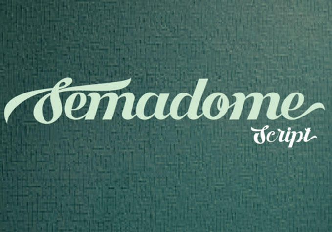 Semadome1 Best sellers Fonts And Graphics